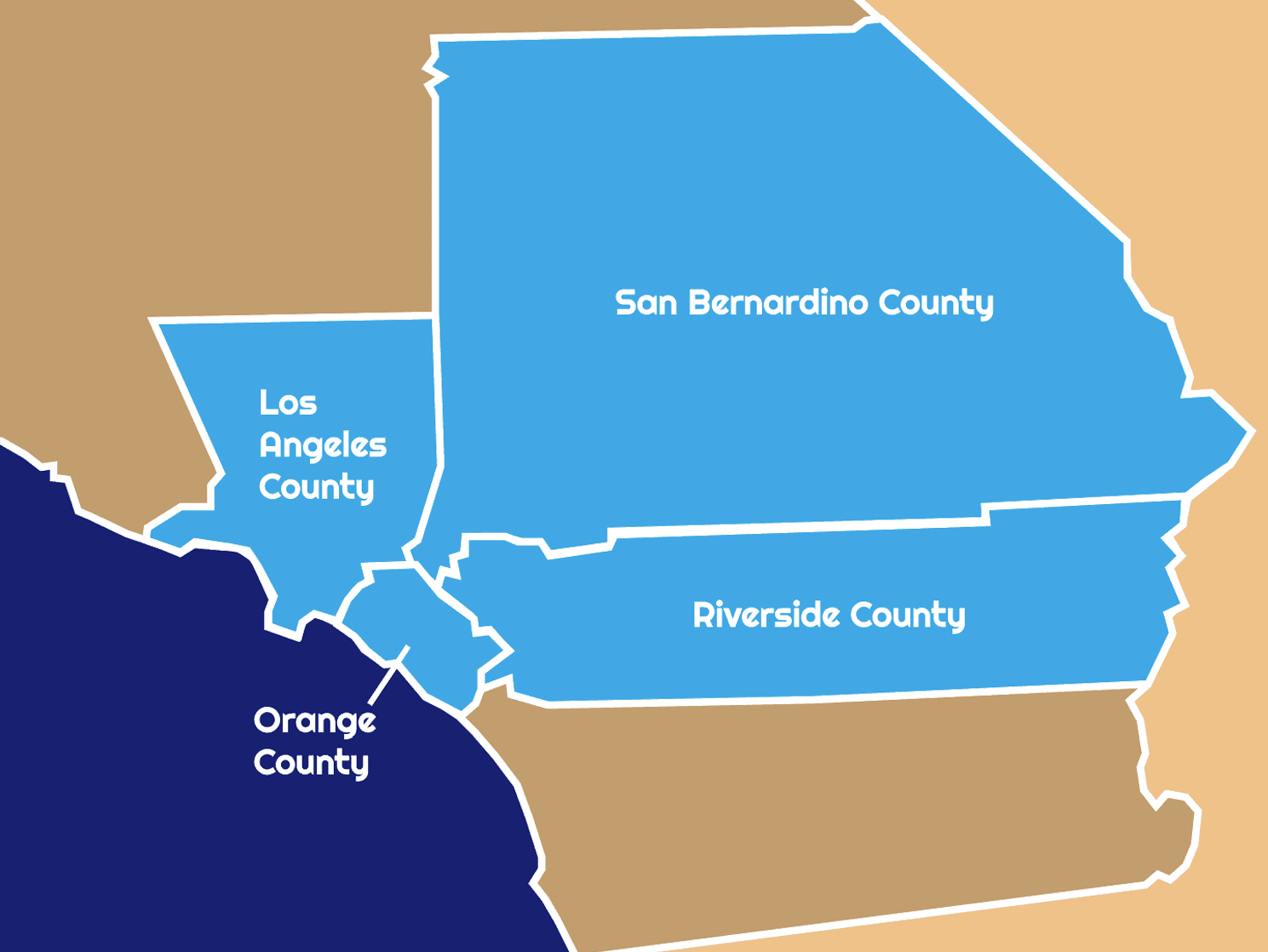 Griset Medicare Solutions County Service Areas